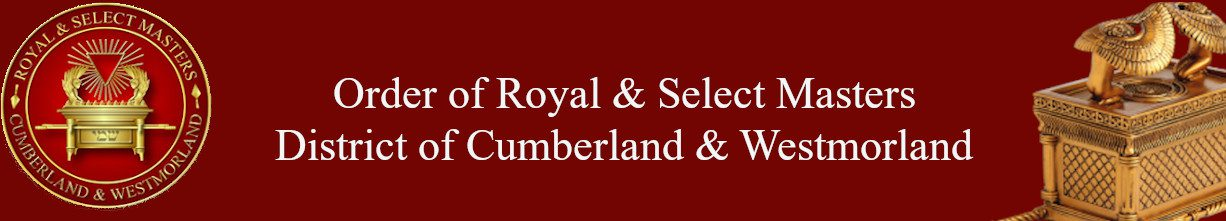 Masonic Orders in Cumberland and Westmorland